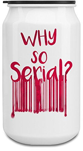 Why so serial 350-ml-Aluminium-Dosen Flasche