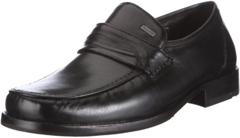 Bugatti Verona Moc. EXTRA WIDE!; NappaSoft 292761S - Zapatos clásicos de cuero para hombre