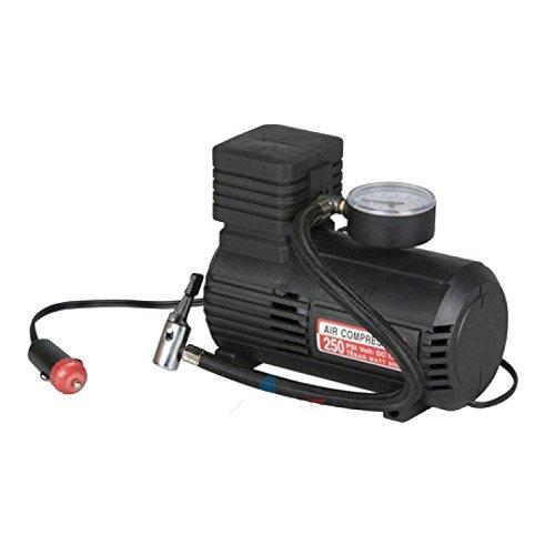 Luftkompressor Kleinkompressor Manometer Bis 18 Bar 15l/min Mini Luft Kompressor Kompressor Mini Für 12 Volt Ballpumpe Auto Kompressor KFZ PKW Tragbar