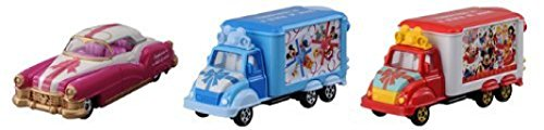 disney-tomica-moteurs-30th-anniversary-set-sept-eleven-limited-mini-voiture