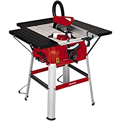 Einhell table de sciage TC-TS 2025/1 UA (1800 W, Régime à vide 5000 tr/min, 24 dents,- Lame de scie 250 x 30 mm, Alimentation 220-240 V | 50 Hz)
