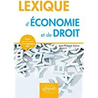 Lexique d'Économie et de Droit