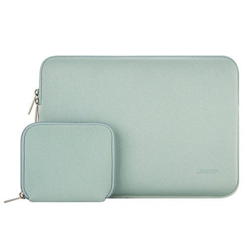 MOSISO Laptop Sleeve, Water Repellent Lycra Cover Case Sac pour 12.9 iPad Pro / 13,3 pouces ordinateur portable / MacBook Air / MacBook Pro avec Small...