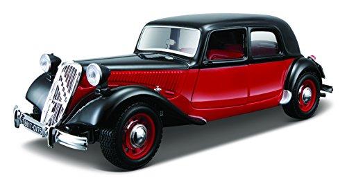 may-cheong-group-25080-radio-commande-vehicule-miniature-citroen-15-cv-ta-1938-echelle-124