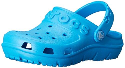 crocs Hilo Clog K, Sabots Mixte Enfant, Bleu (Ocean), 23-24 EU