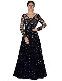 a8a3548d34 Velvet Women s Ethnic Gowns  Buy Velvet Women s Ethnic Gowns online ...