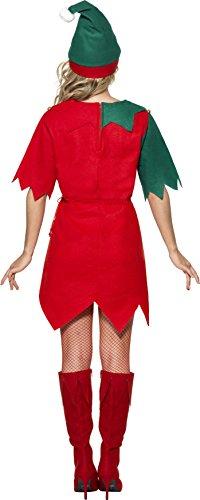 Imagen de smiffy's  disfraz de elfo para mujer, talla 36  38 21474s kit  alternativa