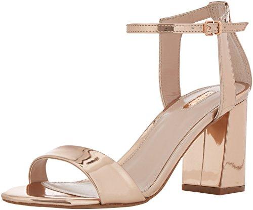 Carvela Gigi NP, Strap Alla Caviglia Donna Gold (Bronze)