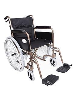 Angel Mobility Lightweight Folding Self Propelled Wheelchair NW 9 KG Aluminium
