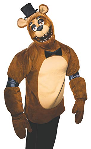 Rubie's Official Five Nights at Freddy, Adult Costume - Standard Size