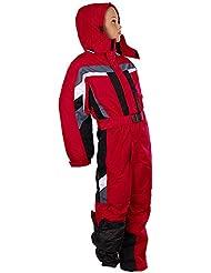PEEM LA1231 Winter Opening Combinaison de ski pour enfant Taille: 146-170