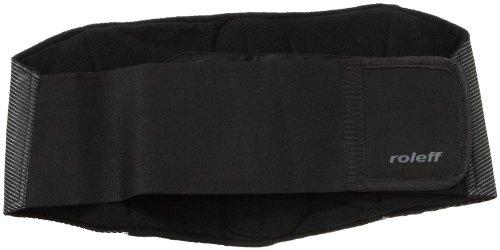 Roleff Racewear Nierengurt, Schwarz, Größe XL