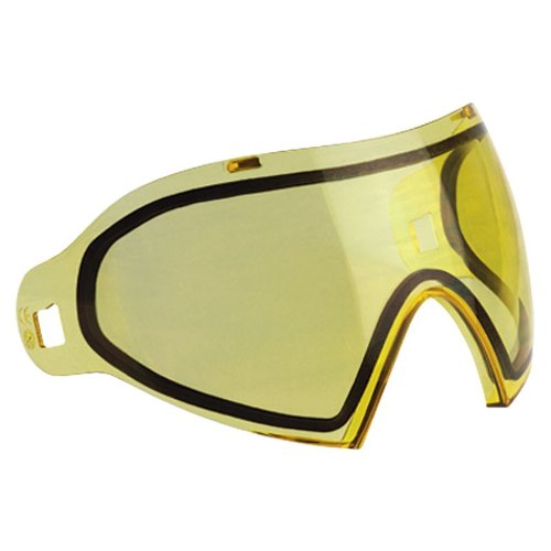 Dye Paintball Maskenglas I4 Thermalglas, Gelb, 61409