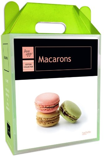 Coffret Bon App' Macarons par Collectif