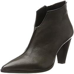 Oxitaly Damen Sandy 321 Chelsea Boots, Grau (Grey), 41 EU