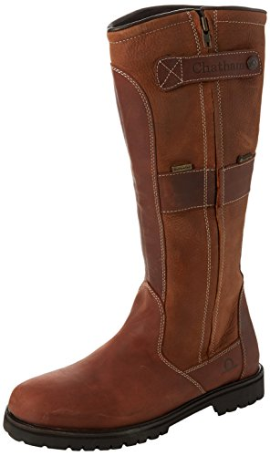 Red Brown Combat Brown Chatham Boots Herren Mornacott Aqxw1v