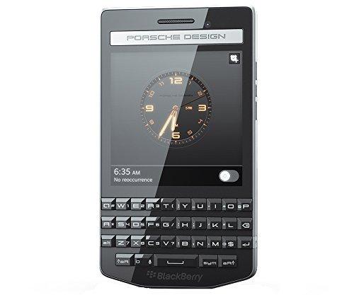 BlackBerry Porsche Design P'9983 64GB 4G Smartphone (Carbon) with English QWERTY Keyboard