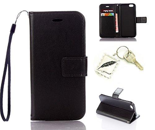 Preisvergleich Produktbild Silikonsoftshell PU Hülle für Apple iPhone 6 (4,7 Zoll) Tasche Schutz Hülle Case Cover Etui Strass Schutz schutzhülle Bumper Schale Silicone case+Exquisite key chain X1) #KA (2)