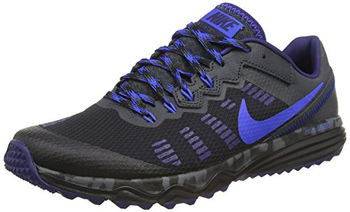 detailed look 3a204 cc7ed Nike Dual Fusion 2, Zapatillas de Trail Running Unisex Adulto, Negro (Black