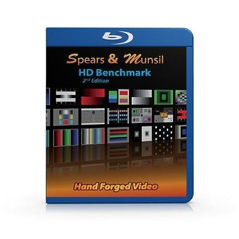 Spears & Munsil HD de référence et d'étalonnage, 2nd Edition Disque