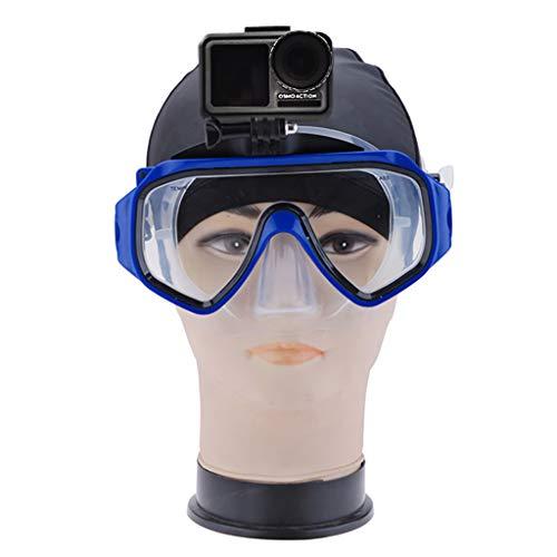 Webla Praktische Taucherbrille Tauchmaske für DJI Osmo Action, 26X22X9cm / Abs Land Mobile Base