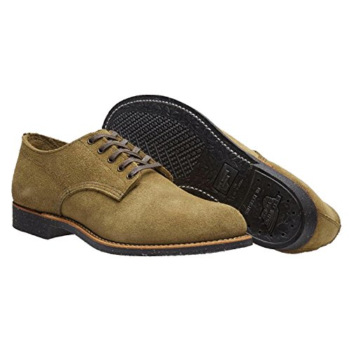 Red Wing Merchant Oxford Hommes Chaussures Olive