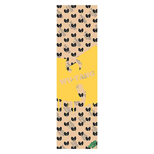 MOB GRIP x Wu-Tang Clan Skateboard Griptape Stencil Pattern (Clear)
