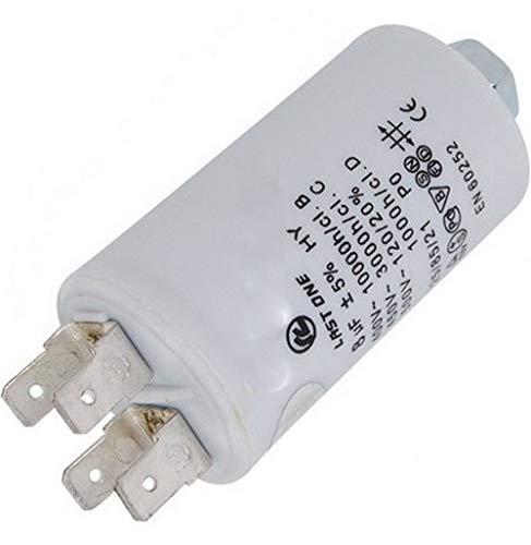 Premium Qualité Moteur Run Condensateur de démarrage pour Hoover Candy Zanussi sèche-linge Bosch Microfarads 8 UF