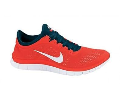 Nike Free 3.0 V5 Men Laufschuhe midnight turquoise-white-total crimson - 42