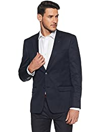 Arrow Men's Notch Lapel Regular Fit Blazer