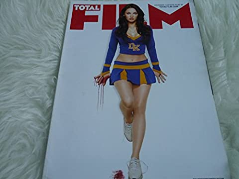 Total film magazine exclusice subscribers cover megan fox cover cheerleader
