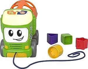 Fisher-Price GFJ42 vehículo de Juguete - Vehículos de Juguete, Camión, De plástico, Interior, 0,5 año(s), Niño/niña