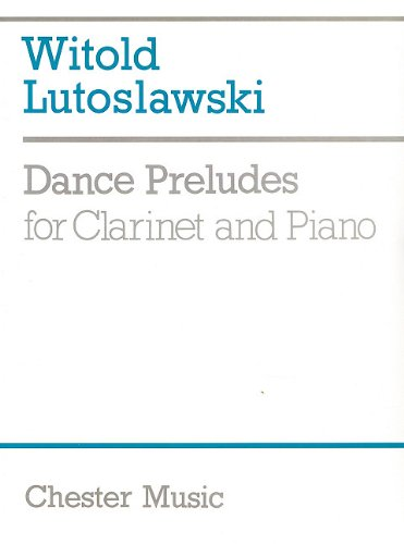Witold Lutoslawski: Dance Preludes (Original Version 1954)