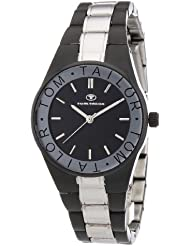 TOM TAILOR Damen-Armbanduhr XS Analog Quarz Edelstahl 5410001