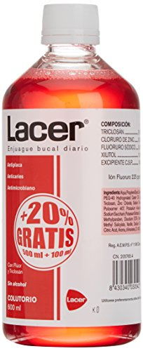 LACER Colutorio Diario 500 ml