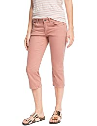 edc by ESPRIT Damen Hose 046cc1b030-Im 5-Pocket Stil
