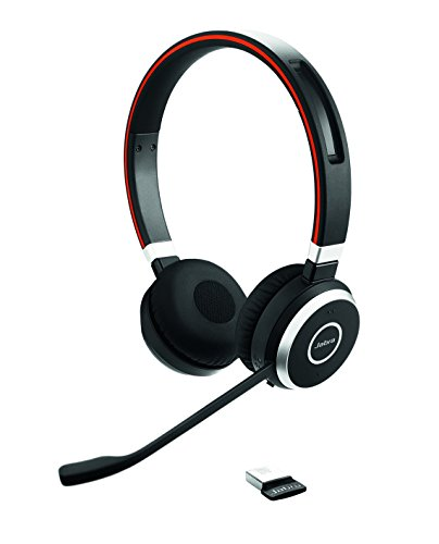 Business Headset (JABRA Evolve 65 MS Duo USB Bluetooth)