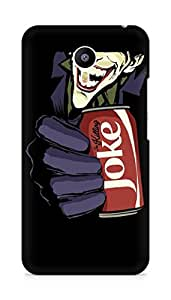 Amez designer printed 3d premium high quality back case cover for Meizu M2 Note (The killing Joke)