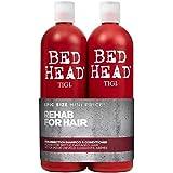 Tigi Bed Head Ressurection Tween Set de champú y acondicionador - 750 ml
