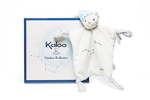 Kaloo-K960296 Pequeña Estrella Osito Peluche Doudou