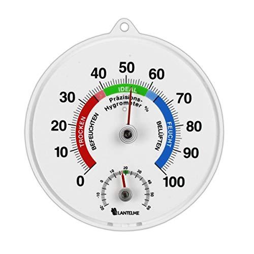 Lantelme 4879 PräzisionsThermometer - Hygrometer 1330 P