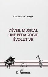 L'Eveil musical, une pédagogie évolutive