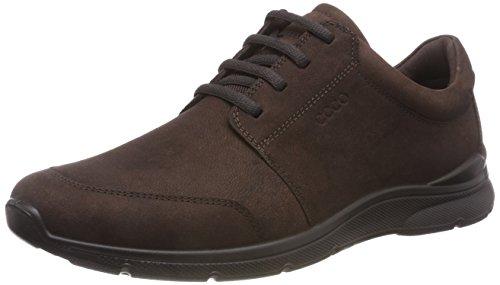 ECCO Herren Irving Sneaker, Braun (Coffee 2072), 44 EU