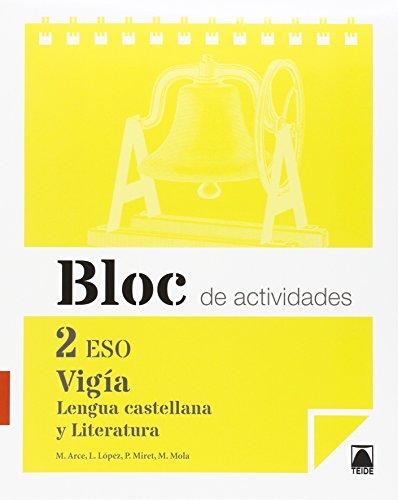 Vigía. Bloc de actividades. Lengua castellana y literatura 2 ESO - 9788430790869 por Mercè Arce Lasso