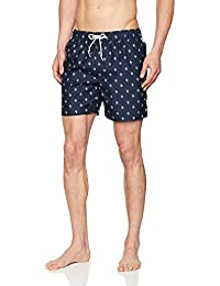 Original Penguin Men's Repeat Pete Swim Trunks