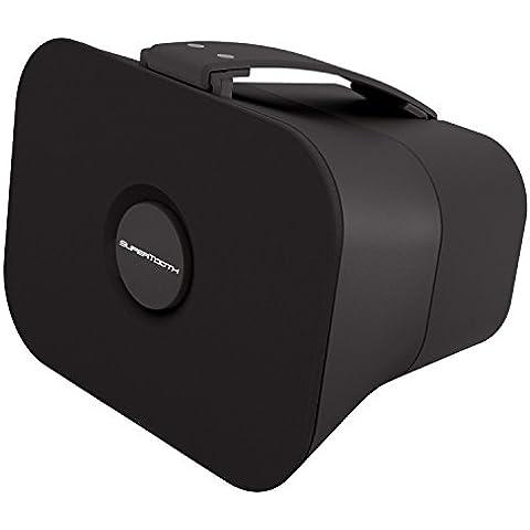 Supertooth BTD4BK - Altavoz portátil Bluetooth para Smartphone, negro