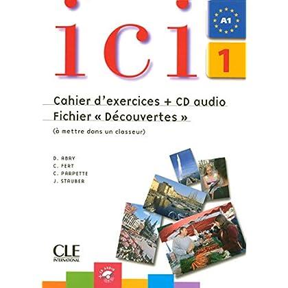 Ici 1 - Fichier 'Découvertes' + CD audio