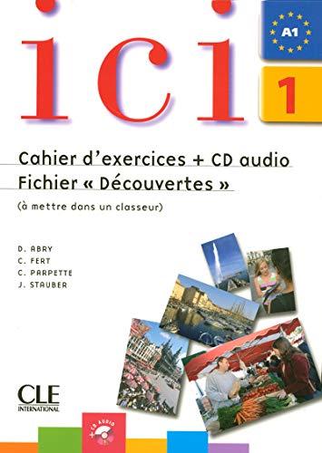 Ici 1 - Fichier Découvertes + CD audio