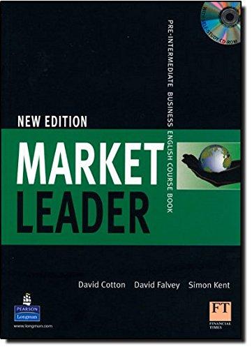 Market leader. Pre-intermediate. Course book. Per gli Ist. tecnici e professionali. Con Multi-ROM