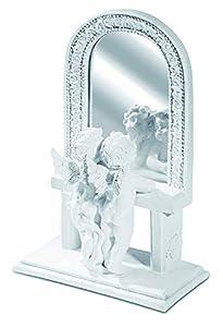 KATERINA PRESTIGE - Espejo de Dos ángeles con Cara al Espejo, Modelo BROHF1512